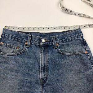 Levi's Shorts - Levi's Cutoff Jean Shorts 550